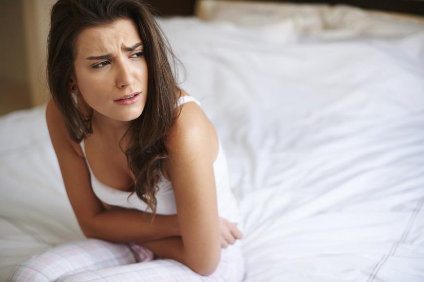Odczuwanie bólu - ból o silnym natężeniu