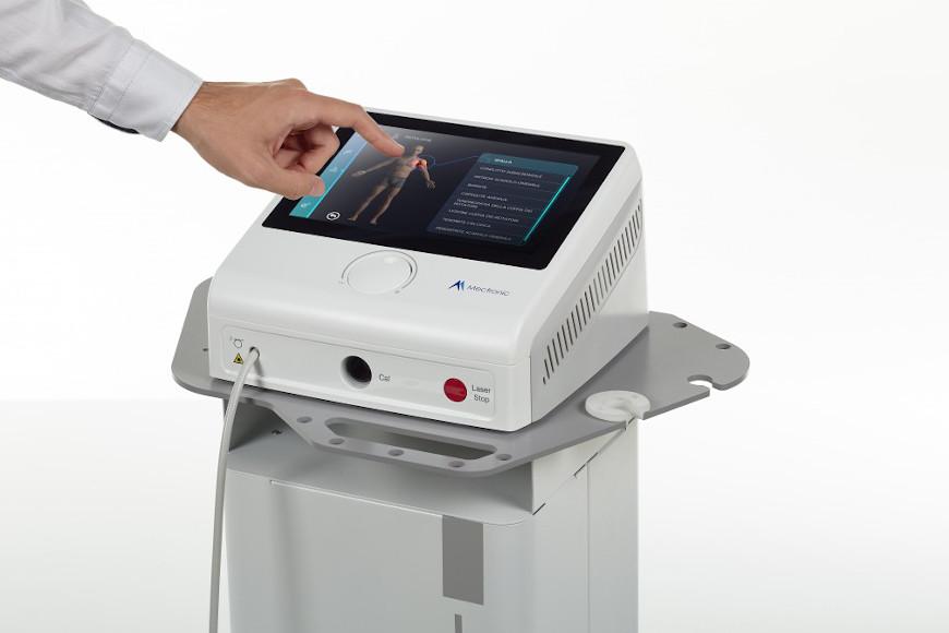 Rodzaje laserów wykorzystywanych w fizjoterapii - laser wysokoenergetyczny iLUX