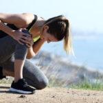 Więzadła w kolanie - uraz podczas uprawiania sportu