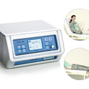 Aparat do masażu uciskowego (drenażu limfatycznego), 6-komorowy LC 600