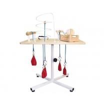 Tablice do ćwiczeń manualnych, rehabilitacja manualna