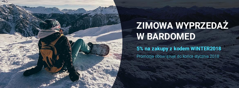 Zimowa wyprzedaż w BardoMed