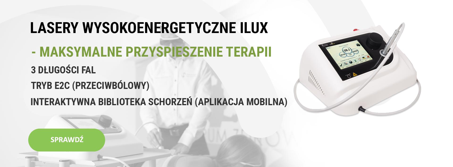 Lasery wysokoenergetyczne iLUX